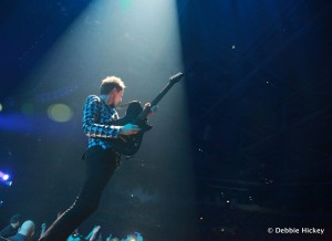 Matthew Bellamy - Muse @ The o2