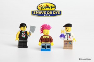 shave or dye