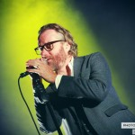 The National @ The Marquee Cork by Debbie Hickey