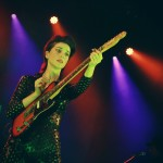 St.Vincent @ Iveagh Gardens  © Debbie Hickey