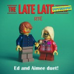 RTÉ Late Late Toy Show - Ed & Aimee