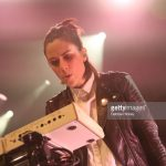 DUBLIN, IRELAND - FEBRUARY 19:  Tegan and Sara at Vicar Street on February 19, 2017 in Dublin, Ireland. (Photo by Debbie Hickey/Getty Images)