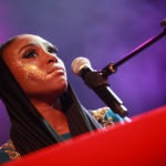 Laura Mvula @ The Olympia by Debbie Hickey