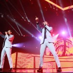 Backstreet Boys by Debbie Hickey